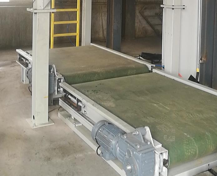 福建重型辊筒皮带输送机